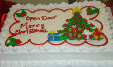 Open Door Women's Shelter Holiday Event