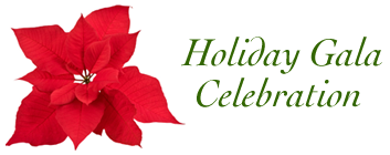 Holiday Gala Celebration