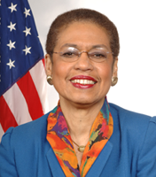 Congresswomen Norton