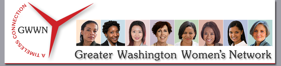 Greater Washinton Women's Network, A Timeless Connection.